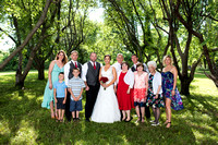 Malone Wedding-Group Photos